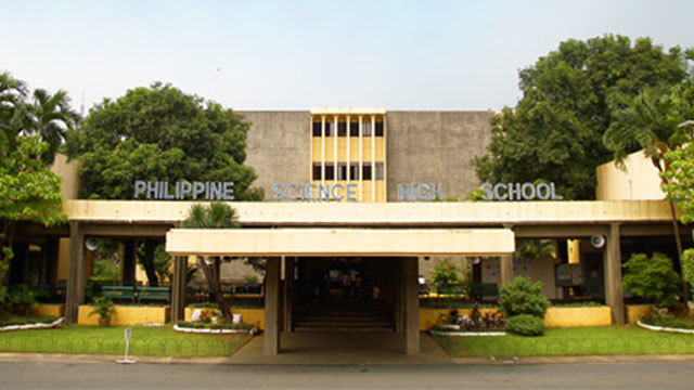 Image result for Department of Science and Technology – Philippine Science High School (DOST-PSHS)