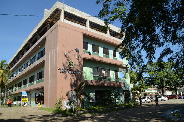 MEDICAL CENTER. After more than two decades of neglect, Justiniano R. Borja General Hospital once again earns the trust and confidence of the Kagay-anons. Photo by Alex Belen.