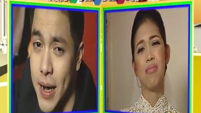 ALDUB. Will they ever get together? Screengrab from Facebook