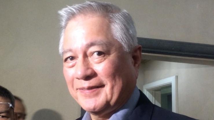 ONLINE BATTLE: Former Secretary Rafael Alunan mobilizes Filipinos online. Rappler photo