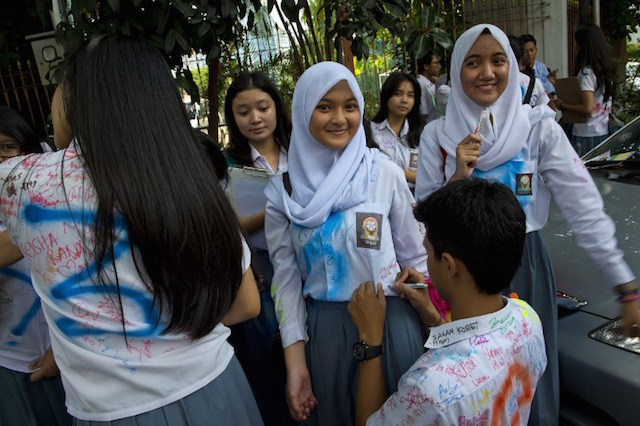 indonesian school girl picture porn