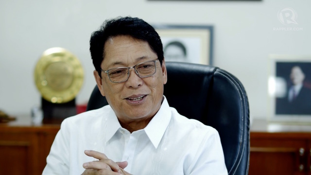 OPTIMISTIC. Government chief negotiator Silvestre Bello III aims to complete talks by August 2017. Rappler photo