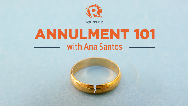 how to go about getting an annulment