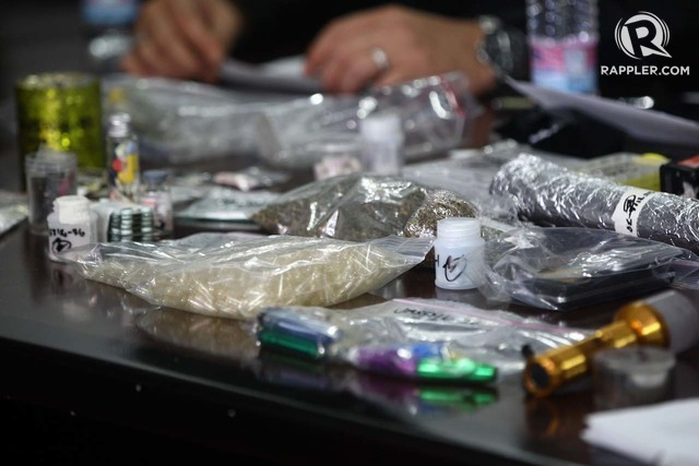 DRUG WARS. Both the Philippines and Indonesia are waging respective drug wars. Photo by Ben Nabong/Rappler