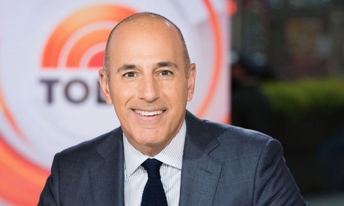 SORRY. TV host and news anchor Matt Lauer has released a statement about the accusations of sexual misconduct against him. Screengrab from Instagram/@todayshow