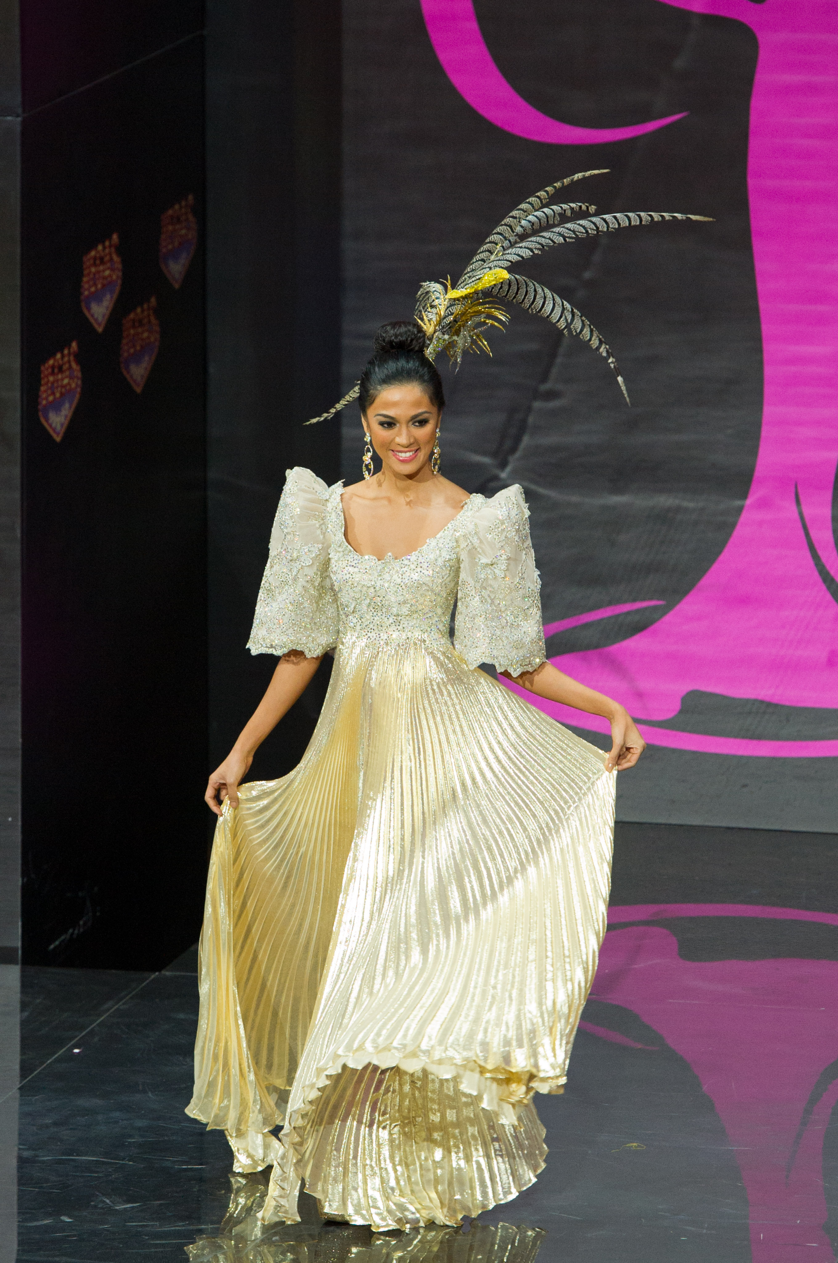 IN PHOTOS: PH bets' national costumes at the Miss Universe