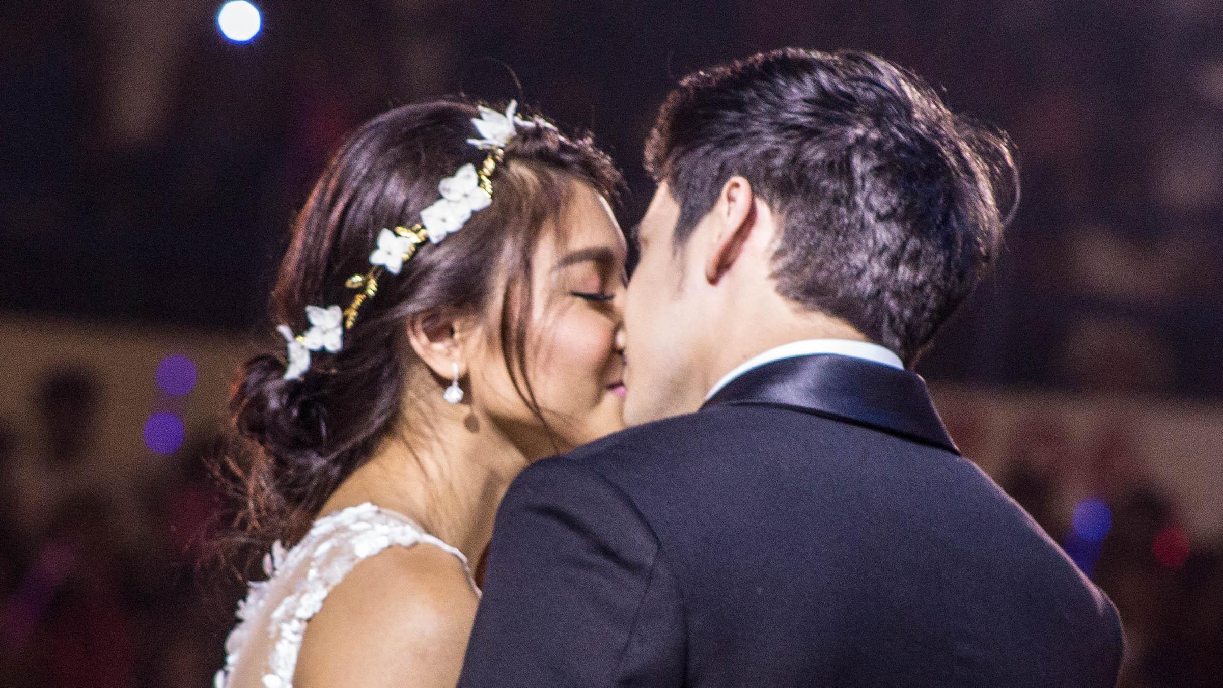 James Reid, Nadine Lustre on their real-life romance