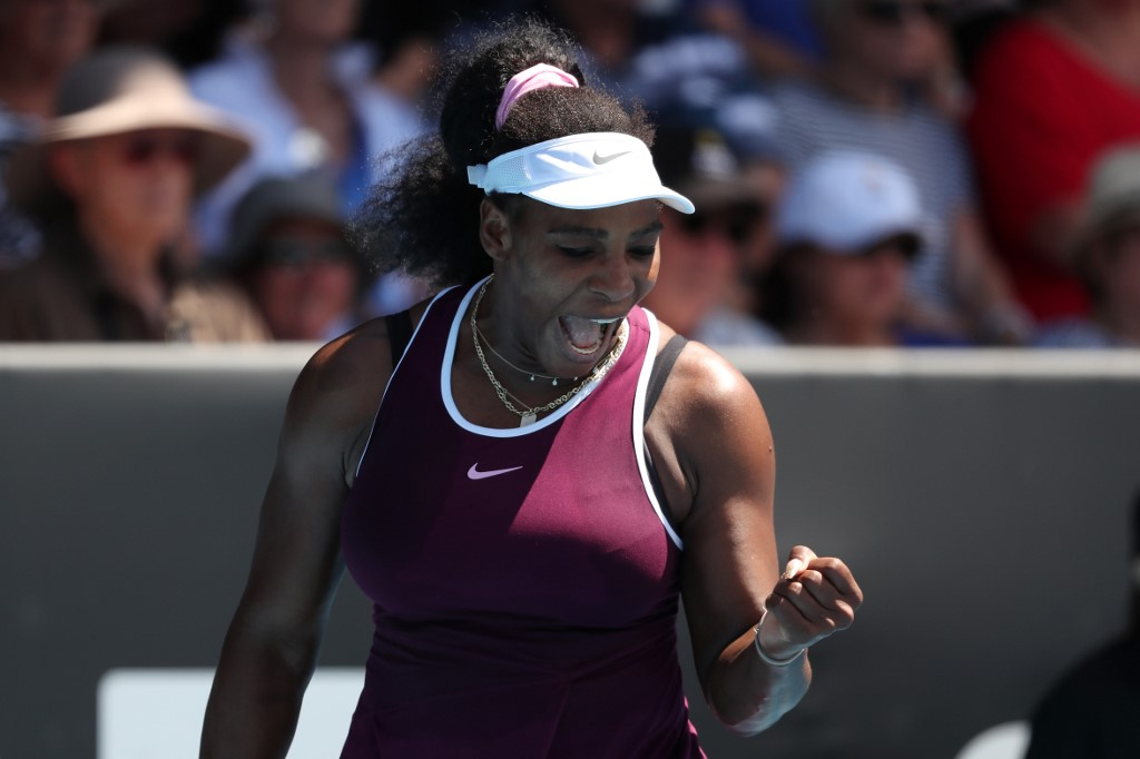 Ominous Serena Ends 3 Year Title Drought With Auckland Win