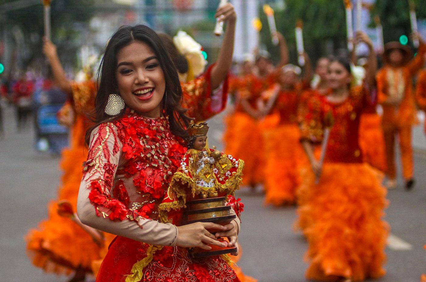 Cebu Sinulog Skandal 2019