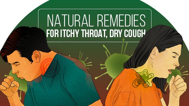 Natural Remedies Dry Cough