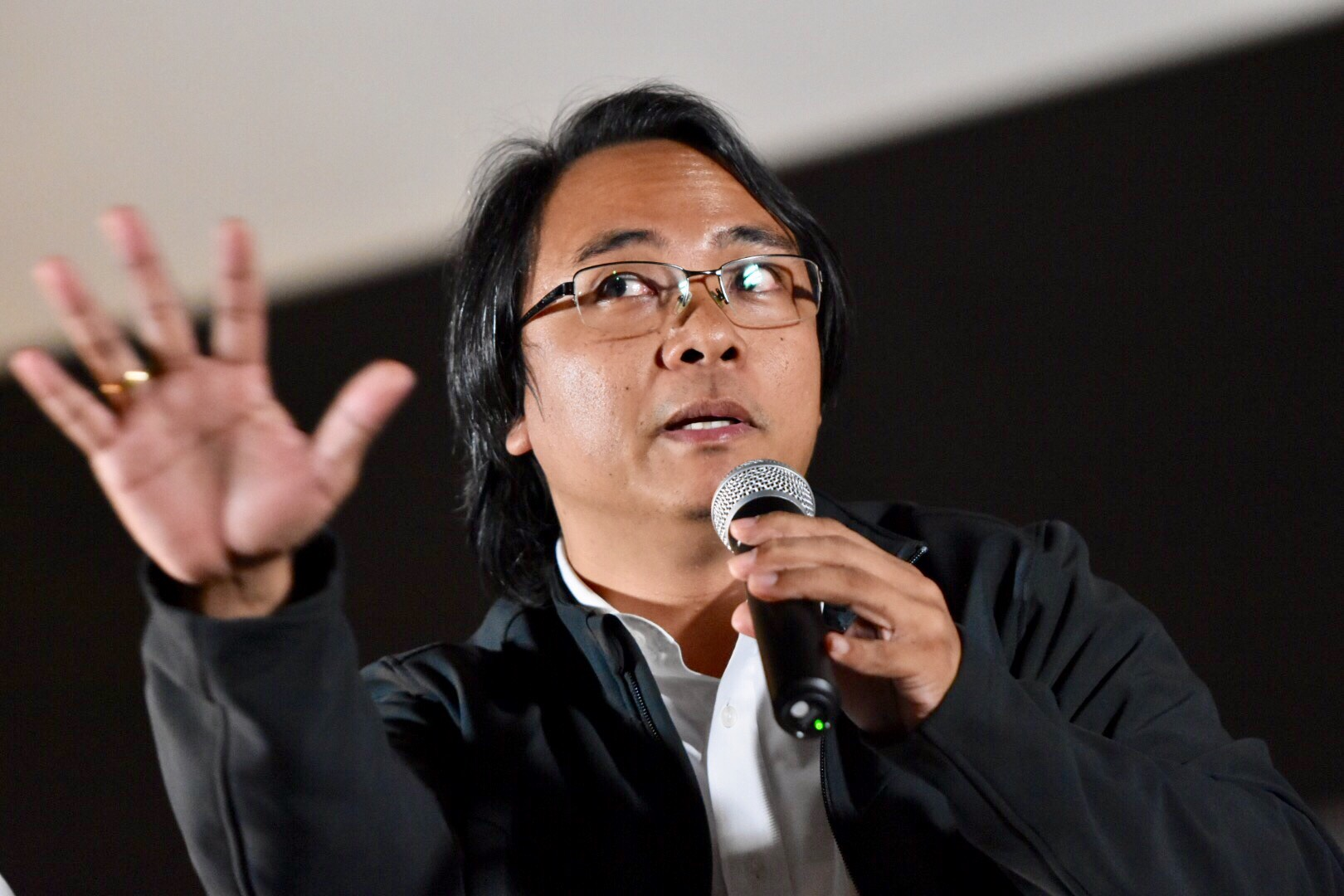 RENEWABLE ENERGY. Greenpeace PH Executive Director Yeb Saño says he is optimistic the Philippines can run its economy on a hundred-percent renewable energy