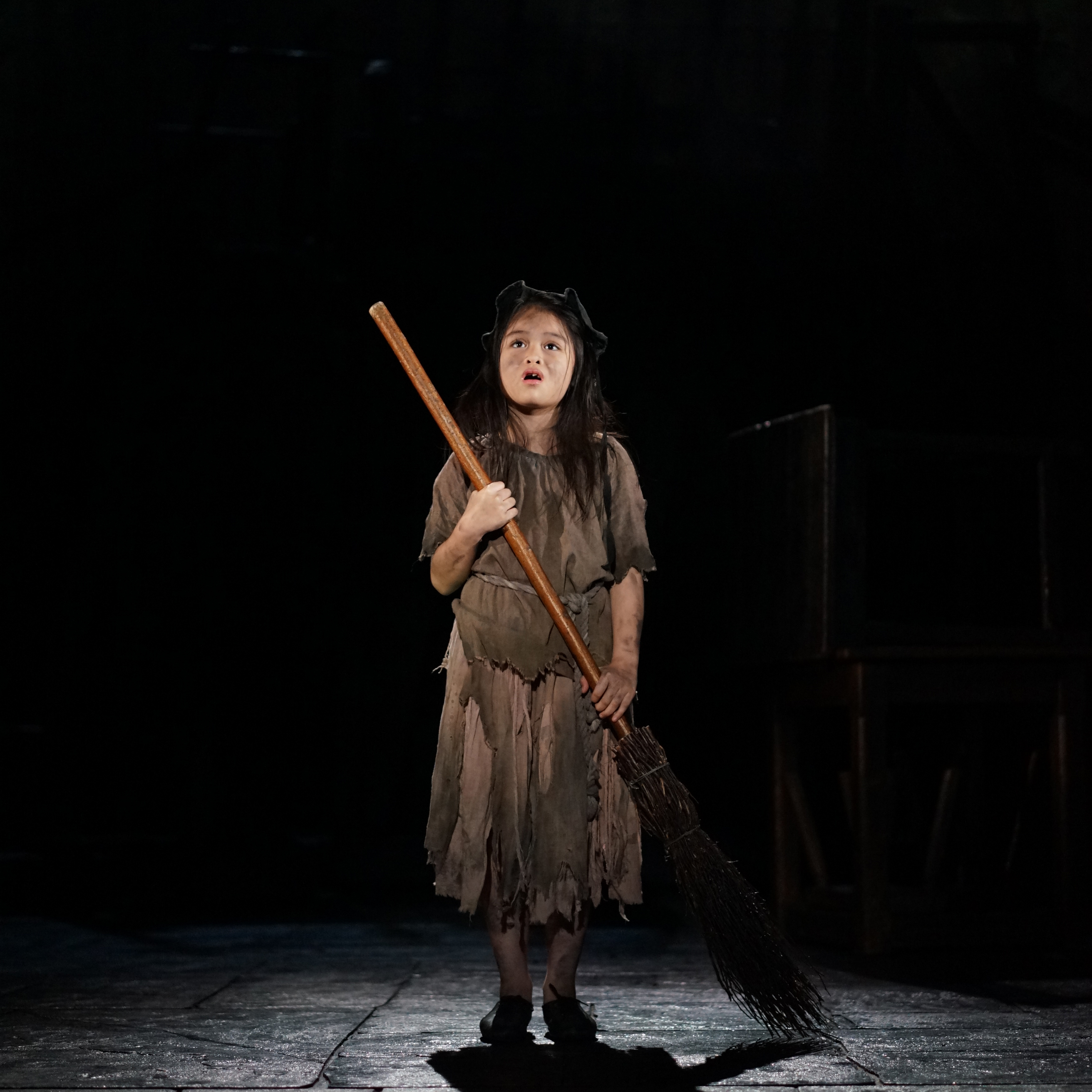 What five social problems does Victor Hugo present in Les Misérables?