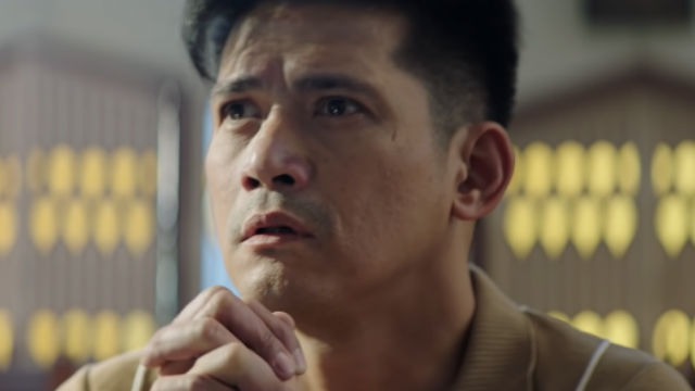 DISMAY. Many directors and people from the film and art community did not hide their dismay and anger on the movie 'Bato: The Gen Ronald dela Rosa Story,' starring Robin Padilla. Screenshot from YouTube/Regal Entertainment Inc