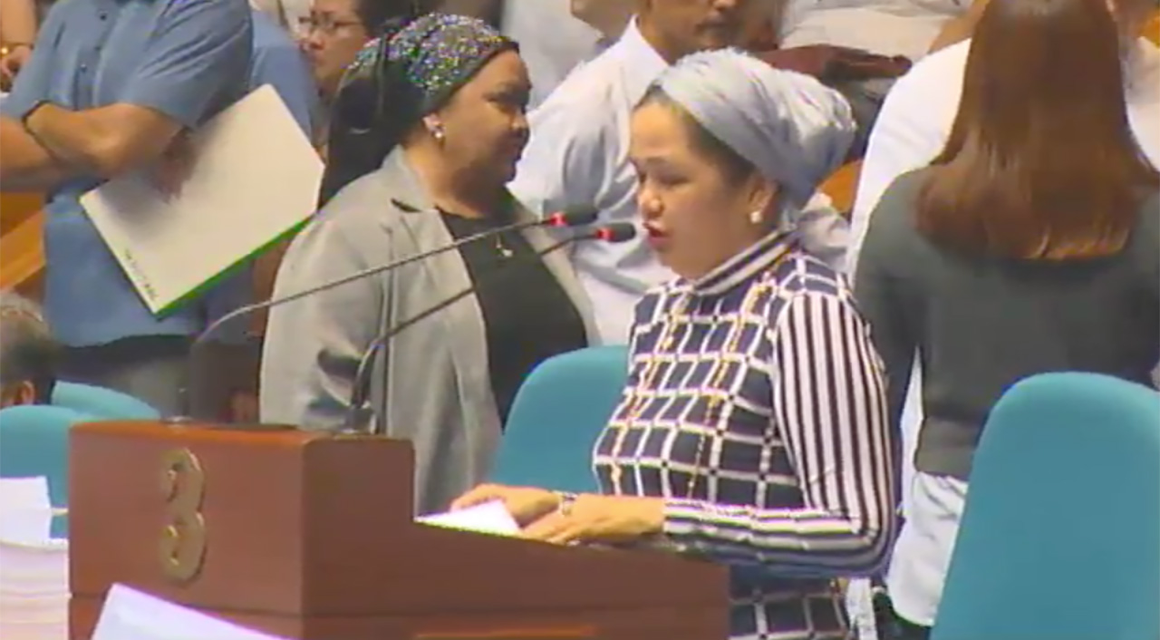 Mindanao lawmakers: 'A vote for Bangsamoro is a vote for Filipinos'