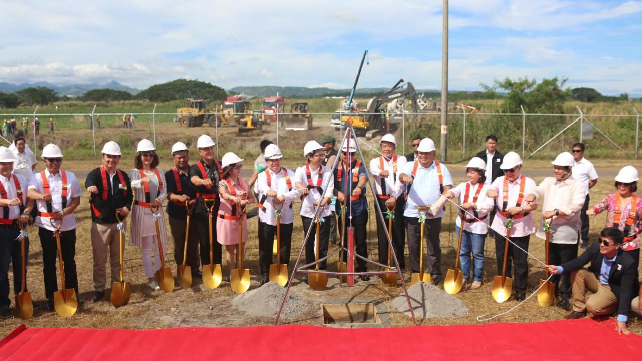 Work begins on Clark International Airport expansion