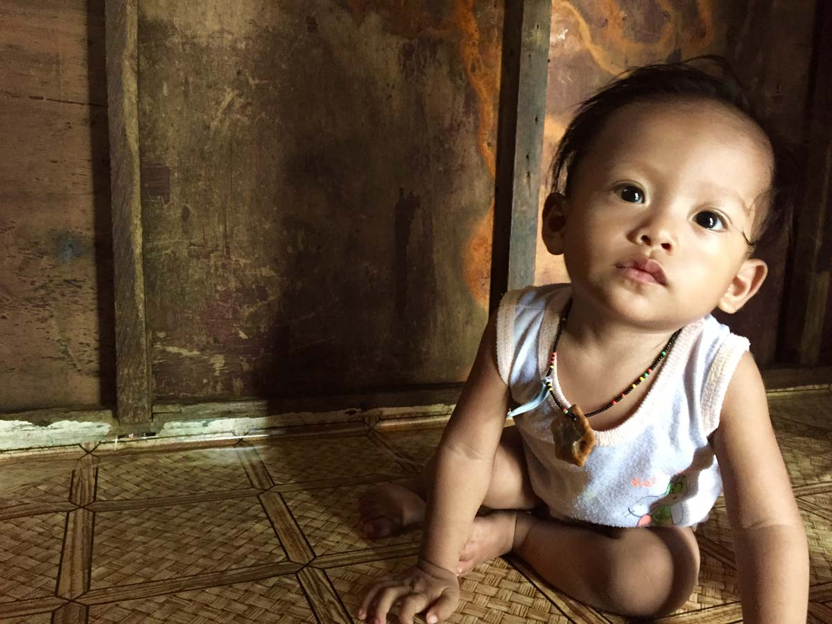 BABY JOEL. Photo by Fritzie Rodriguez
