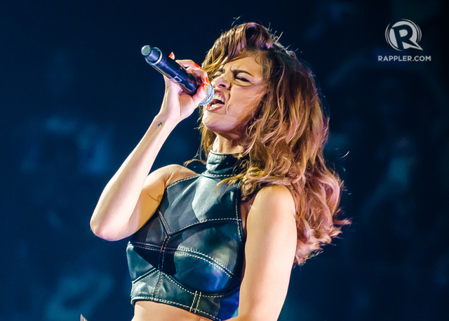 How does the payment system for selena gomez tickets work?