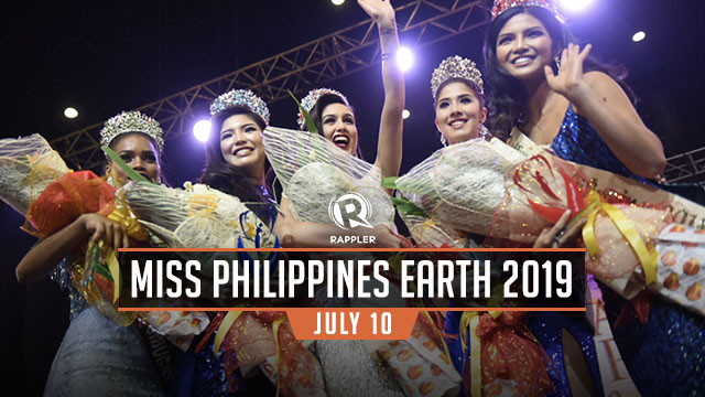 LIVE UPDATES: Miss Philippines Earth 2019