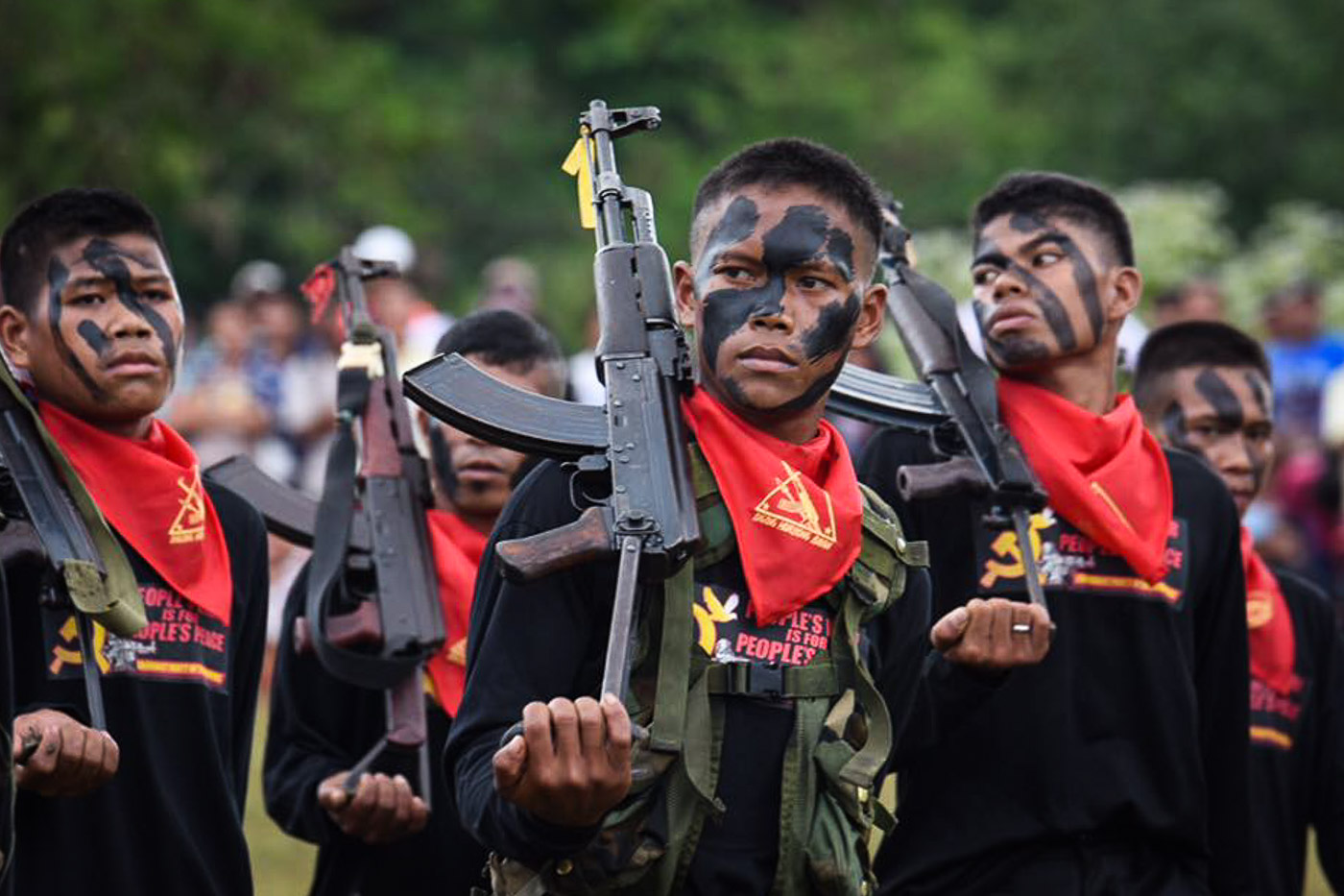 NPA Ends Ceasefire But Says Talks Should Continue