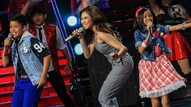 Sarah Geronimo thanks everyone for 'The Voice Kids PH 2 ...