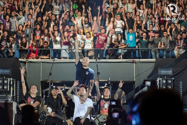 IN PHOTOS: Kamikazee says goodbye with u0026#39;Huling Sayawu0026#39; concert for fans