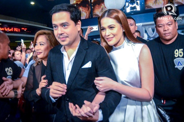 IN PHOTOS: Bea, John Lloyd thrill fans at 'A Second Chance ... John Lloyd Cruz And Bea Alonzo Movies List