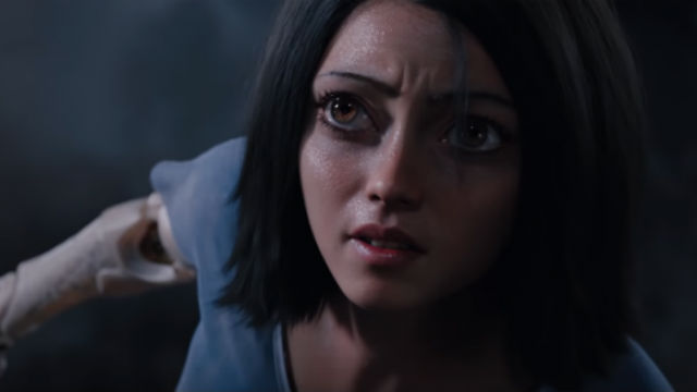 ALITA. 'Alita: Battle Angel,' tells the story of a humanoid on the quest to search for her identity. All screenshots from YouTube/20th Century Fox