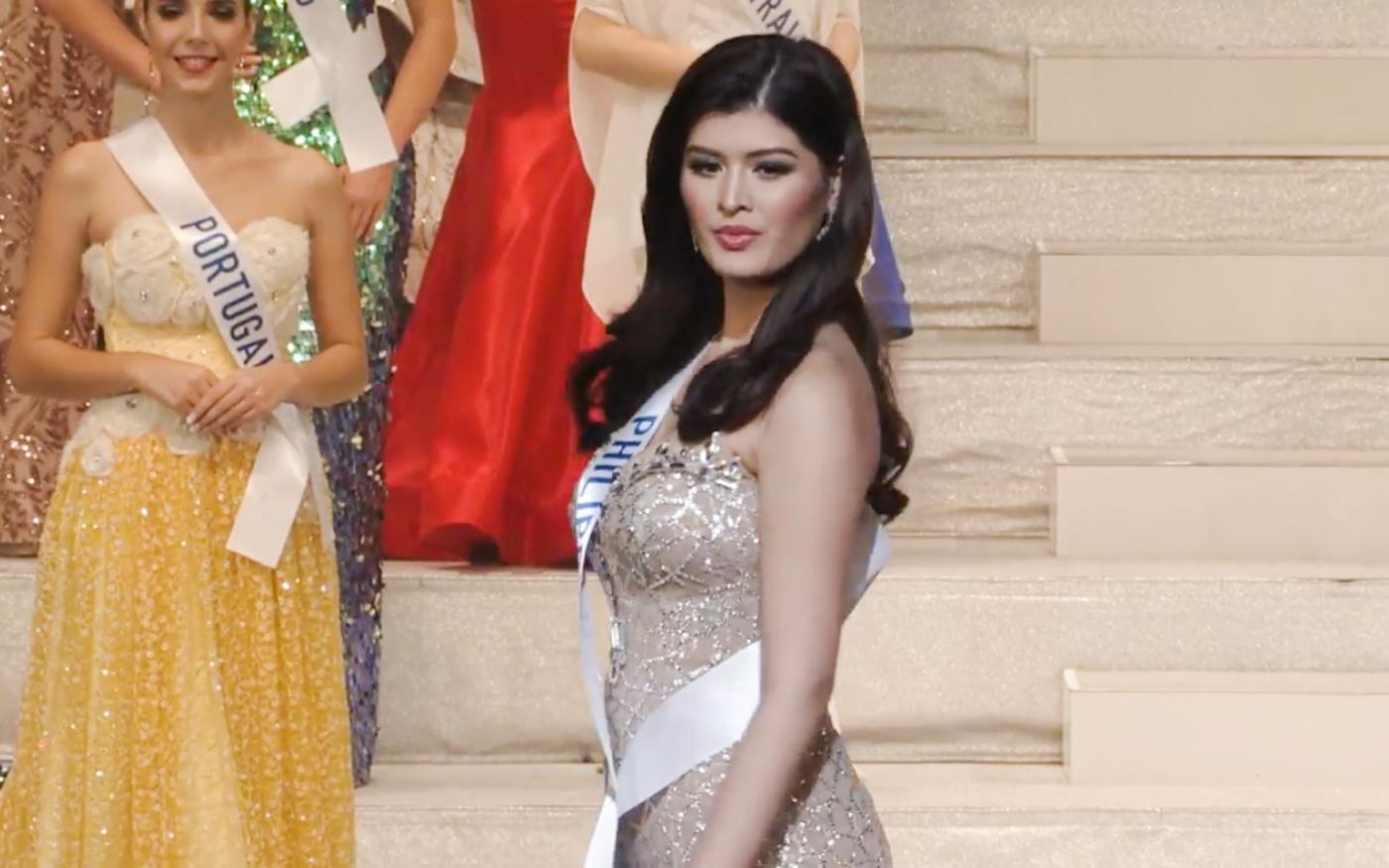 32b1ecef0c49 Philippines' Mariel de Leon's Miss International 2017 journey ends