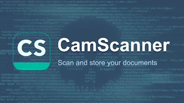 Image result for camscanner