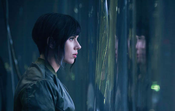MAJOR. Scarlett Johansson is set to play the lead character based on the original anime's Major Motoko Kusanagi. Photo from Facebook/Paramount Pictures