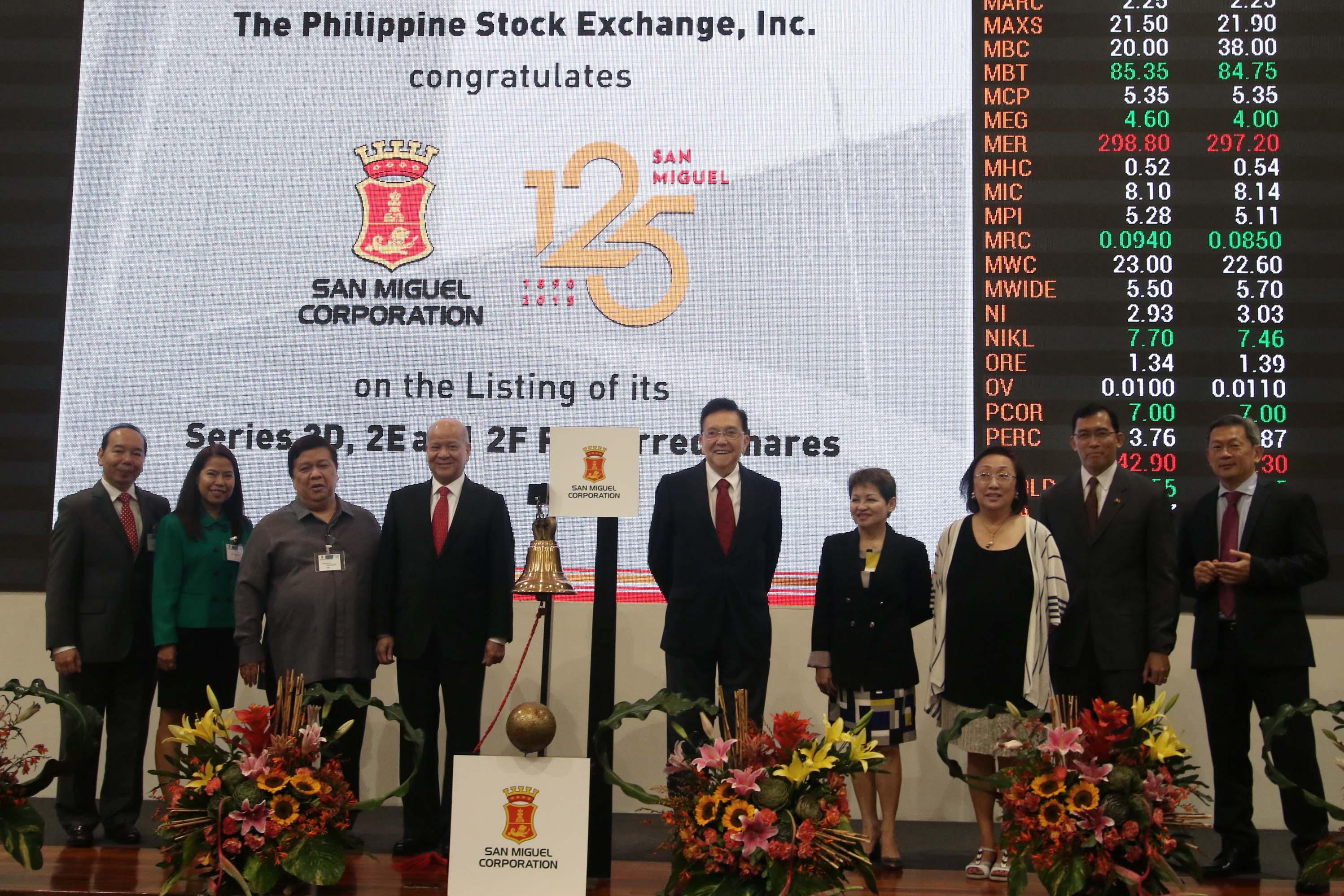 the philippine stock exchange essay