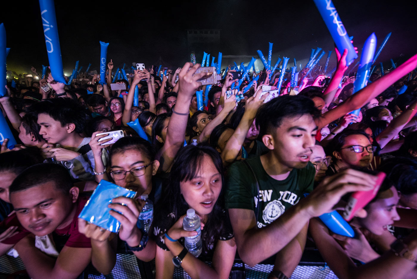 NOT ORDINARY. More than just a typical concert, the annual UP Fair pushes for various advocacies. All photos by Alecs Ongcal/Rappler