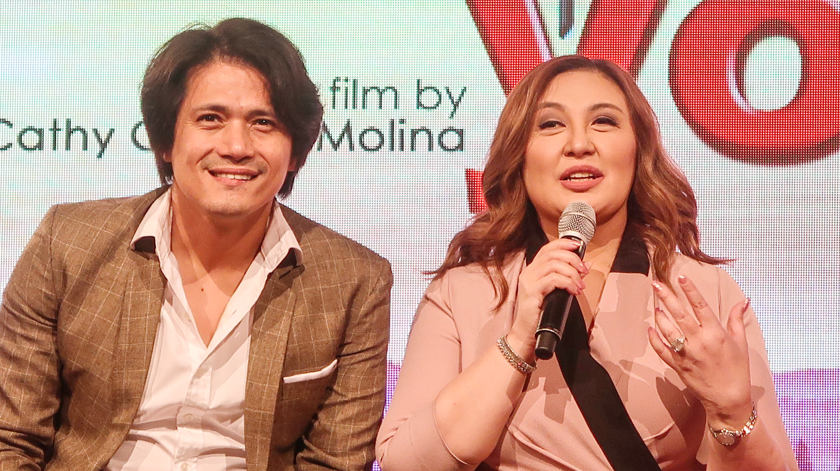Sharon Cuneta, Robin Padilla on reunion movie 'Unexpectedly
