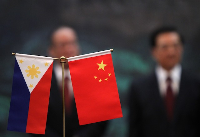 deteriorating relationship between china and philippines news