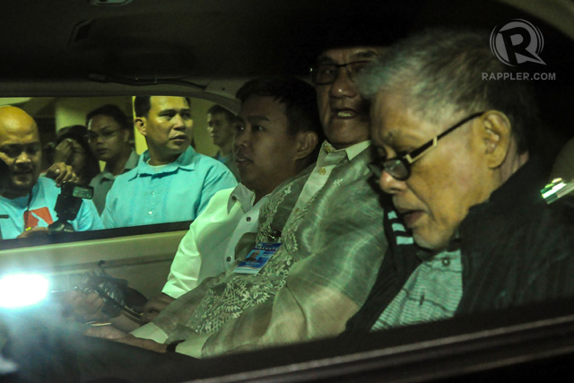 Senate arrests Jun-Jun Binay; sets him free afterwards ...