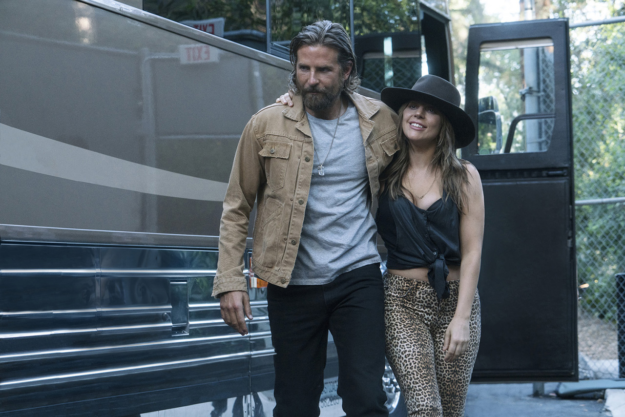 HEAVY FAVORITE. 'A Star Is Born' is the favorite to win the Screen Actors Guild Awards. Photo courtesy of Warner Bros Pictures