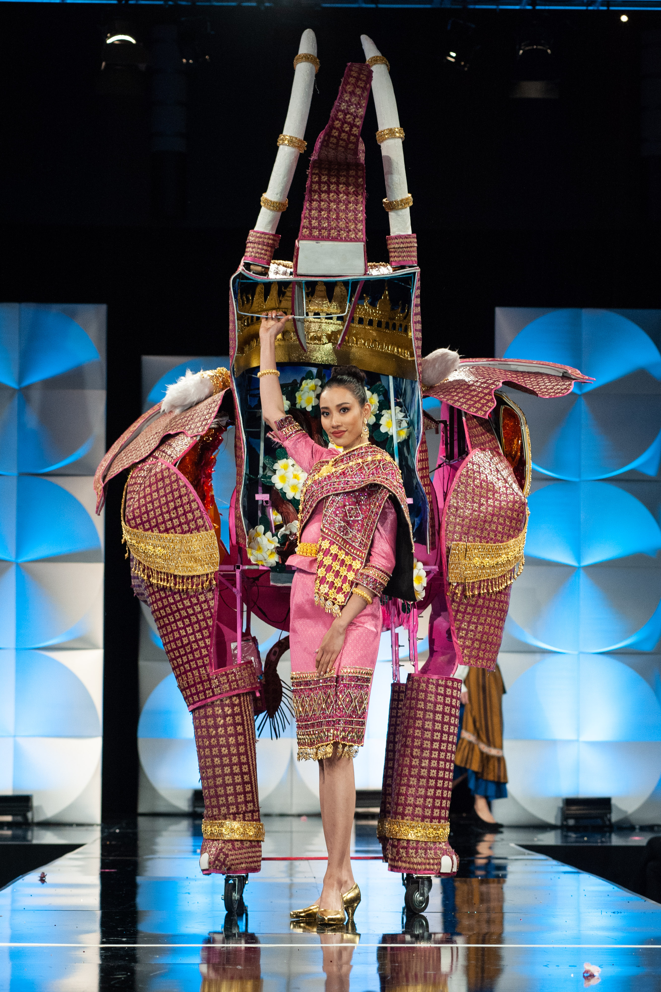 IN PHOTOS The showstopping national costumes at Miss