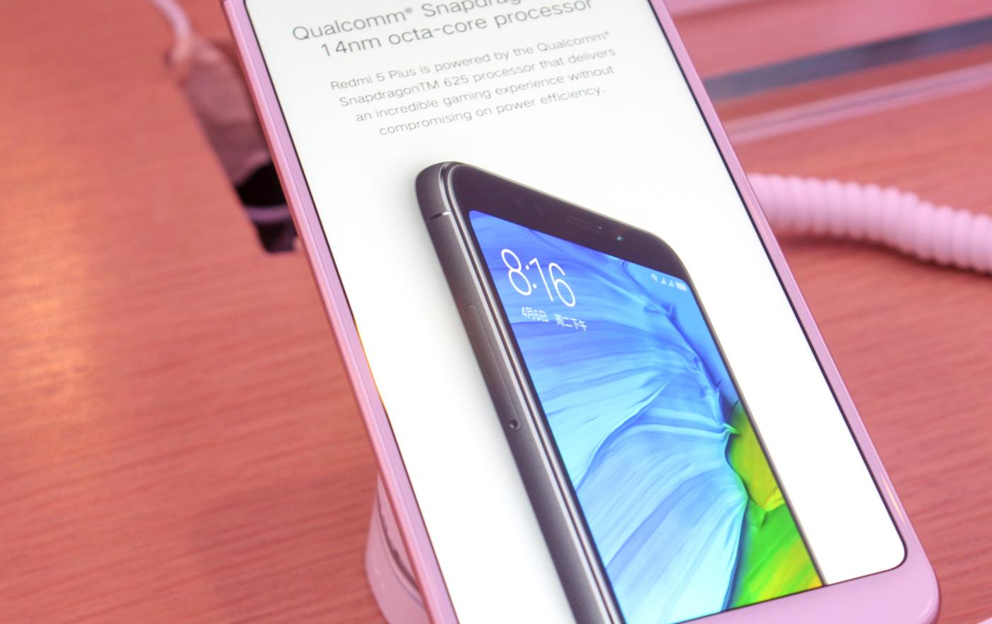 Xiaomi officially launches Redmi 5A and Redmi 5 Plus in PH