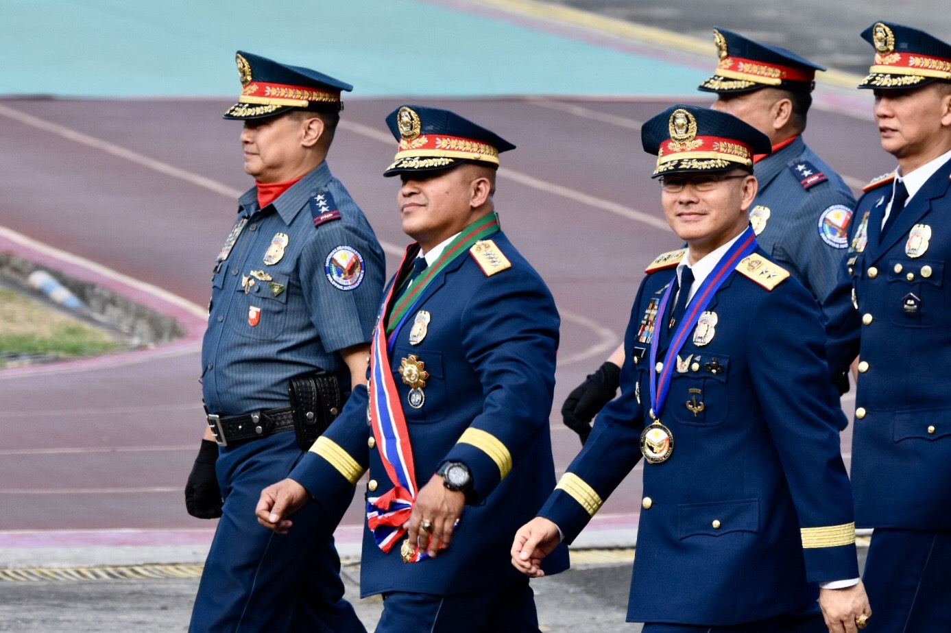 5 challenges for new PNP chief Oscar Albayalde