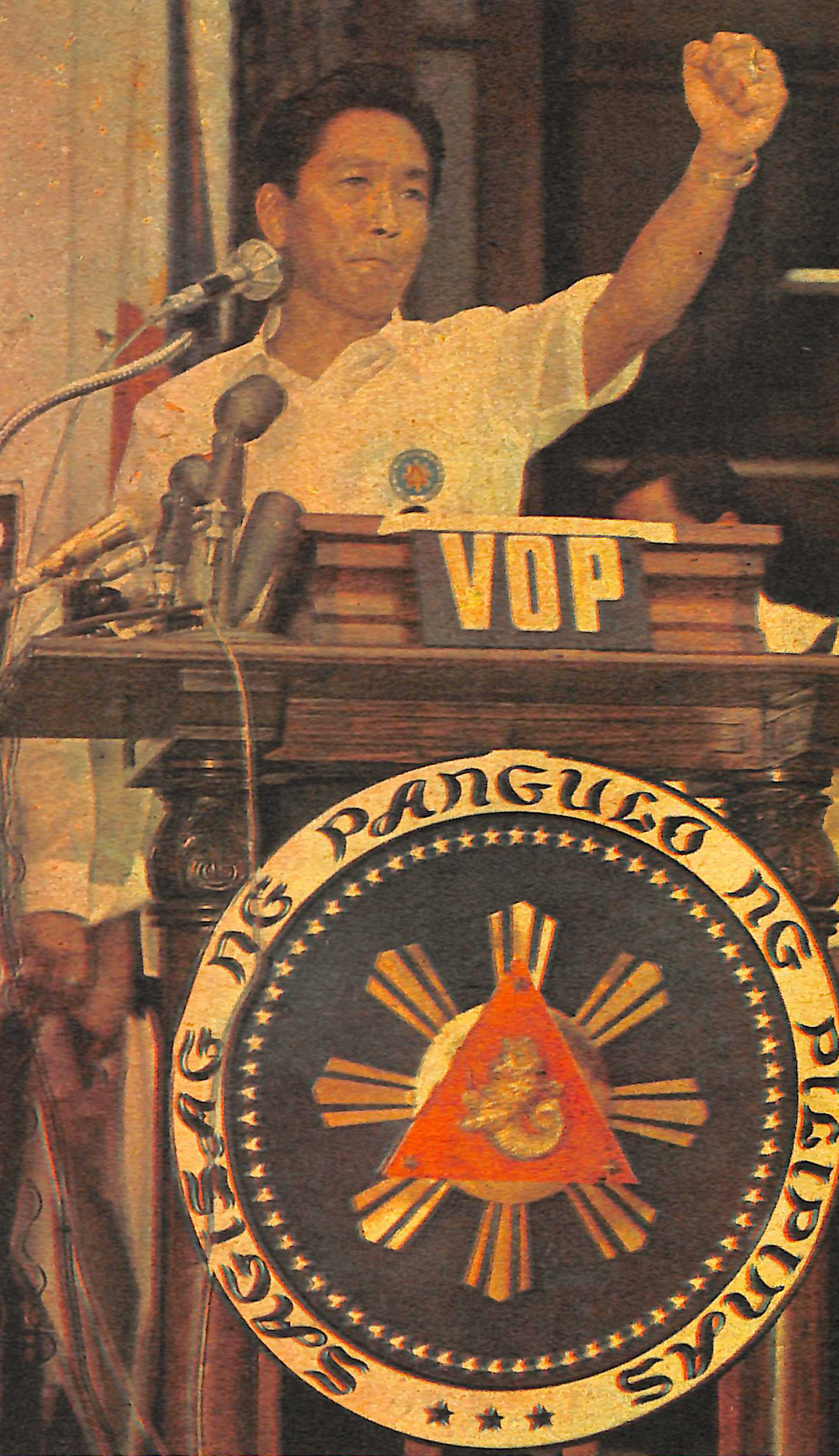 Martial Law, the dark chapter in Philippine history