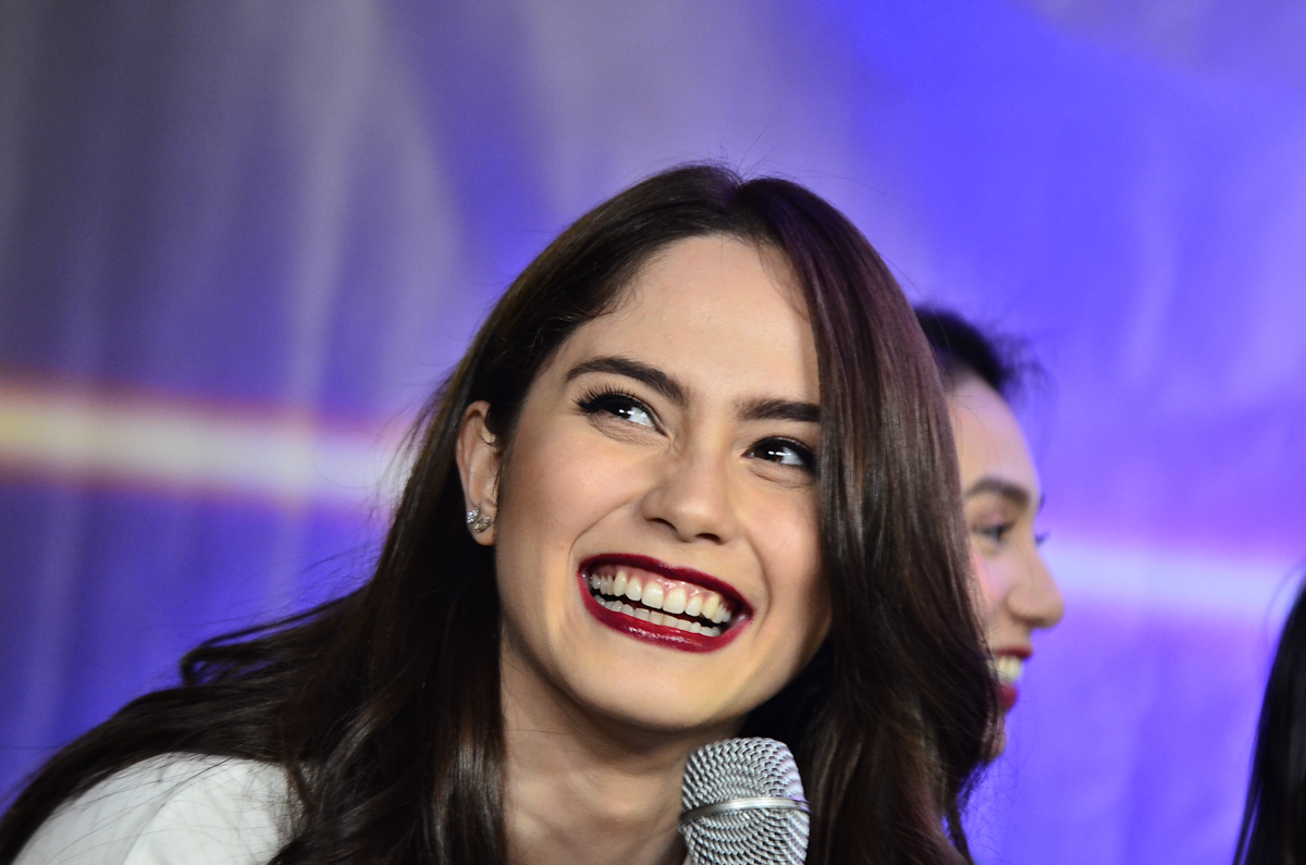 Jessy mendiola on being friends working with angel locsin for Jessy mendiola