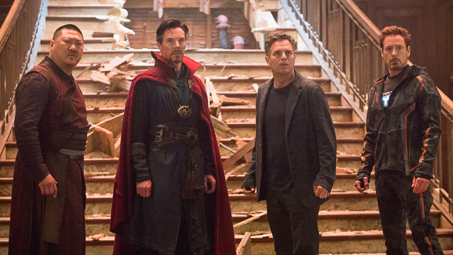 AVENGERS. 'Avengers Infinity War' is one of the movies that pulled in the money for Disney in 2018. Photo from Marvel/Disney