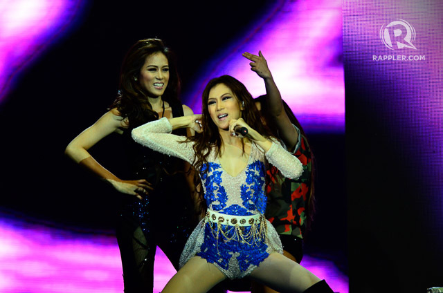 Photo recap: Alex Gonzaga in star-studded 'Unexpected Concert'
