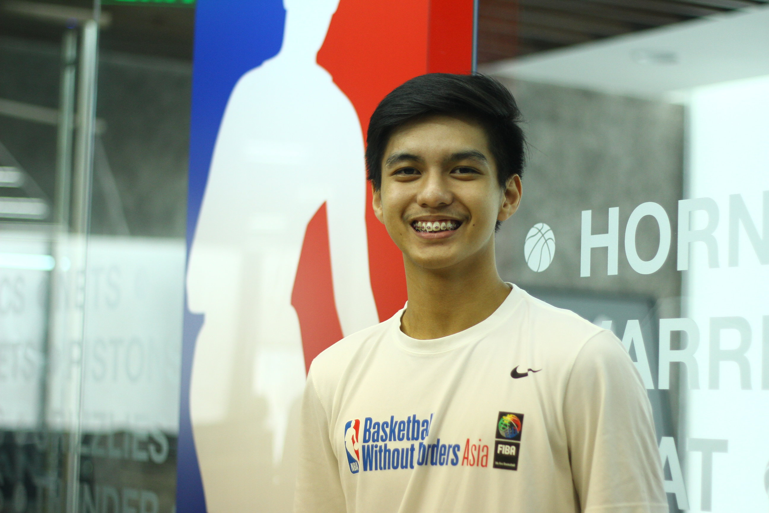Batang Gilas captain Forthksy Padrigao primed for world