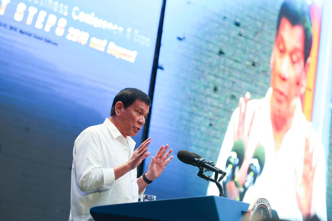 Duterte's China visit to focus on trade, investments