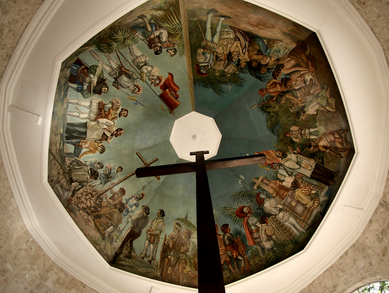 Visiting Magellan S Cross In Cebu After Heritage Sites