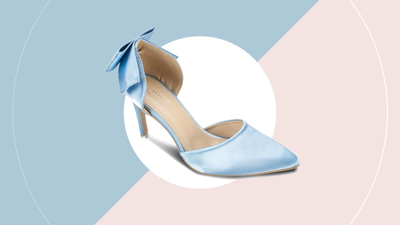 Velvet heels (P 1,299) zalora.com.ph