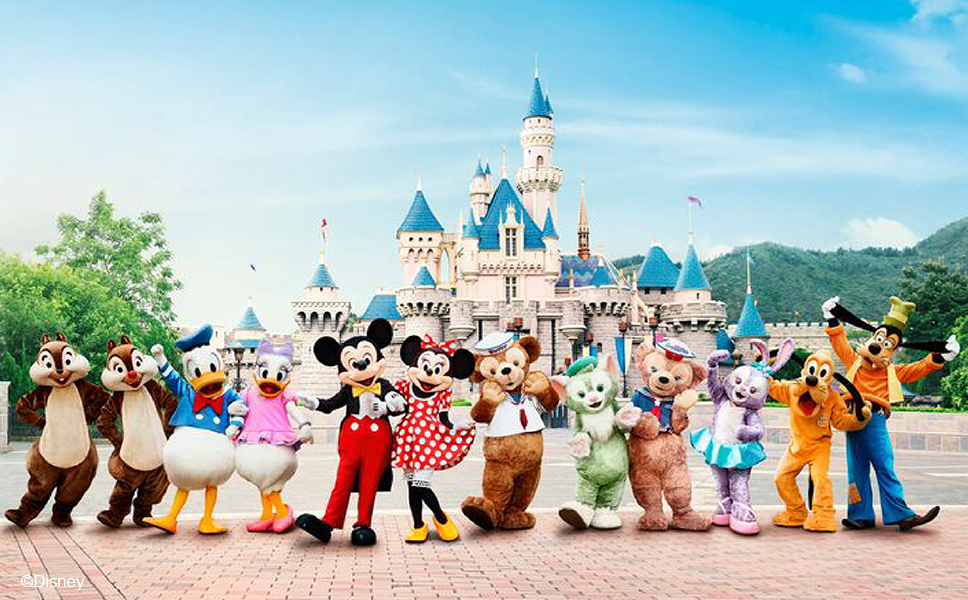 Christmas In Disneyland Hong Kong.Hong Kong Disneyland Attractions That Aren T Just For Kids