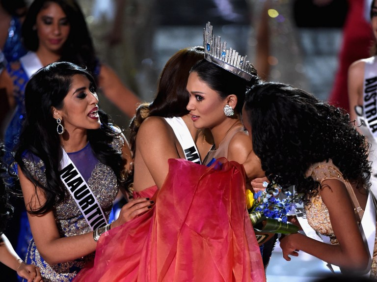 IN PHOTOS: Pia Wurtzbach's 3-year Miss Universe journey