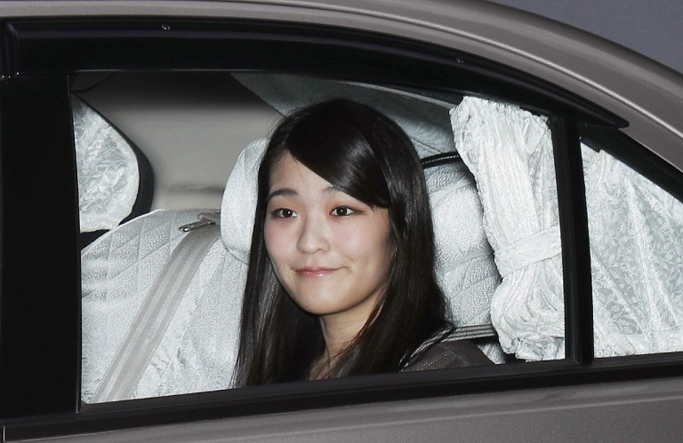 Image result for japan-monarchy-princess-mako-to-lose-royal-status-by-marrying-commoner